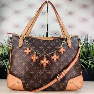 Authenticate Louis Vuitton Estrela Two Way Bag